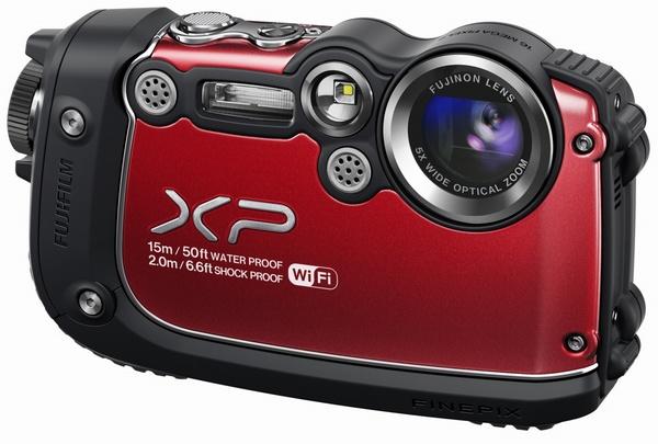 FujiFilm FinePix XP200 Ultra - wzmocniony aparat z poczw�rn� obudow� i WiFi