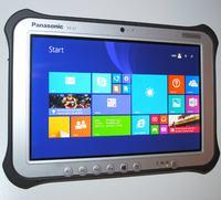 [Sprzedam] Tablet PC PANASONIC FZ-G1 Toughpad Win 8.1 SSD IP65