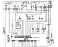 Citroen C4 benz - Nie odpala, brak napięcia na zasilaniu pompy z BSM