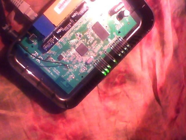 Programator SPI z routera