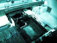 Canon Pixma MX715 - Losowy błąd wydruku - ciężki w diagnostyce