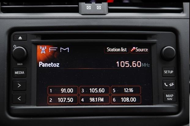Navigacja Toyota RAV4 - co to za model ?
