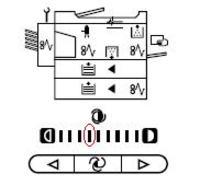 Toshiba 1550 - Domyślne ustawienie ręcznej ekspozycji na odpowiednim poziomie