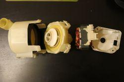 Zmywarka Bosch SMV50E10EU/35 - na programie szybkim czasami się zawiesza