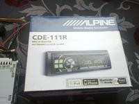 [Sprzedam] Alpine CDE 111 R - ABSOLUTNIE IDEALNE - 199zł!