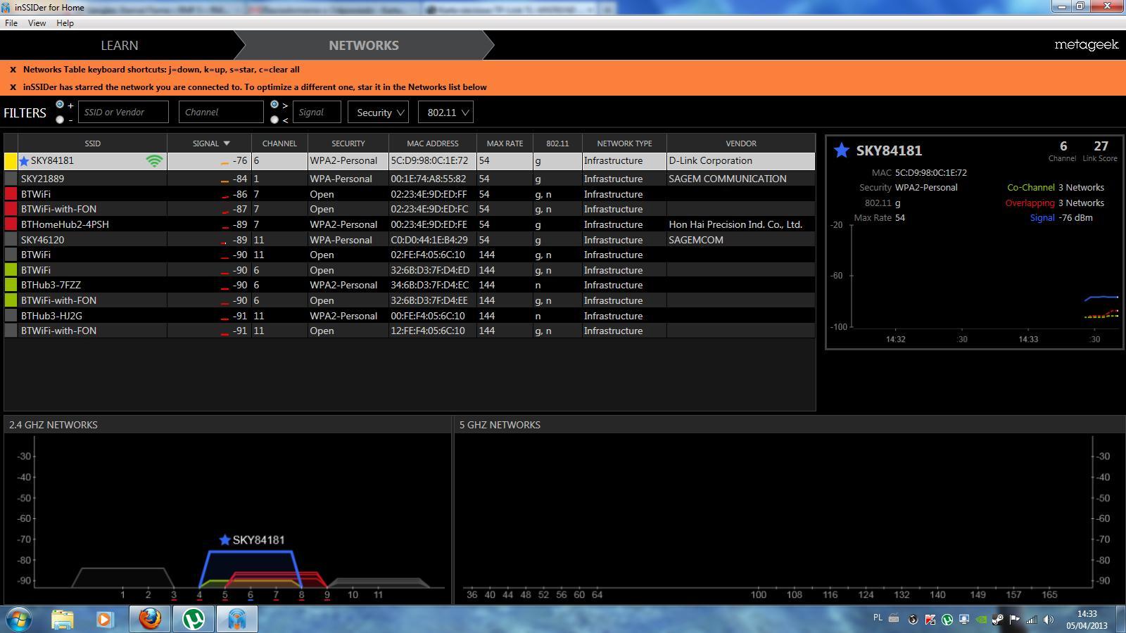 Karta sieciowa TP-Link TL-WN781ND