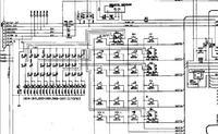 Pioneer KEH P8400R częściowy brak podświetlenia przycisków.