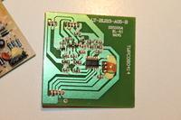 Electrolux Silent Power - blender, brak stałych obrotów, falowanie obrotów