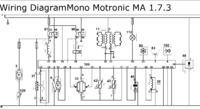 Gdzie jest rezystor wtryskiwacza w fiat brava 1.4 Motronic MA 1.7.3