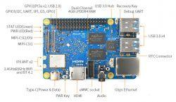 Komputer jednopłytkowy FriendlyELEC NanoPi M4V2