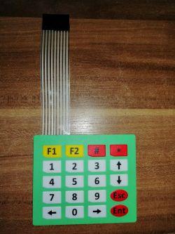 Klawiatura membranowa 4x5 do Arduino Uno