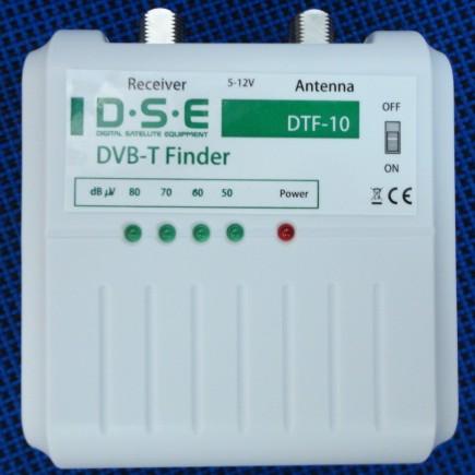 D-S-E - Miernik sygnalu DVB-T DTF 10