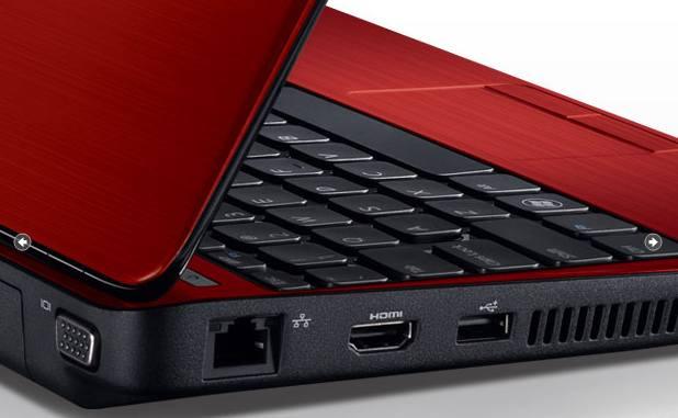 Netbook DELL M102z z AMD Fusion E-450 wkr�tce w sprzeda�y
