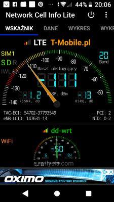 Sieć WIFI do połączenia dwu domów na odległość ok 80metrów