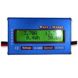 Mikroprocesorowy tester kondycji akumulatora samochodowego.