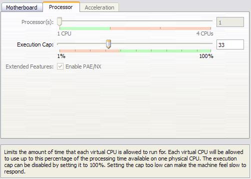 Zmiejszenie taktowania procesora