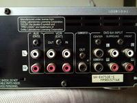 Technics EH-750 - Podłączenie do TV Samsung
