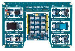 Grove Beginner Kit for Arduino - zestaw prototypowy z 10 modułami