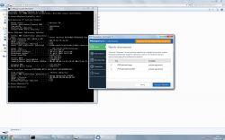 Malware - brak internetu, logi FRST