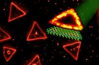 Świecące trójkąty, które mogą znaleźć zastosowanie w optyce