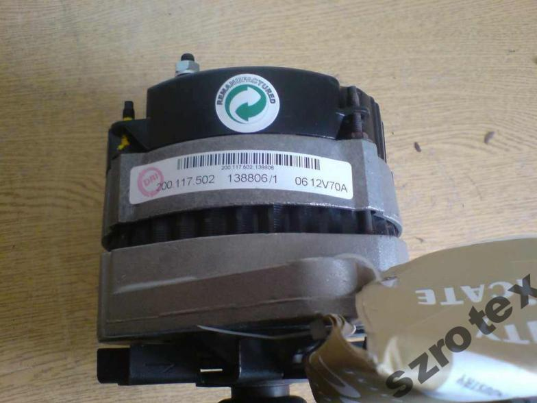 �ozyska alternatora Valeo A13N215