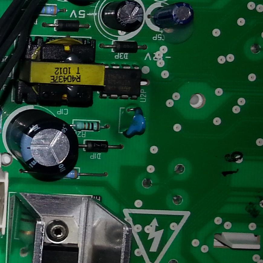 Mastercook PTDE 126 BIO - Migaj�ce na przemian diody