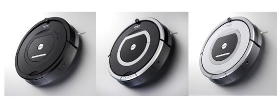 Roomby, seria 700 - nowy inteligentny robot-odkurzacz