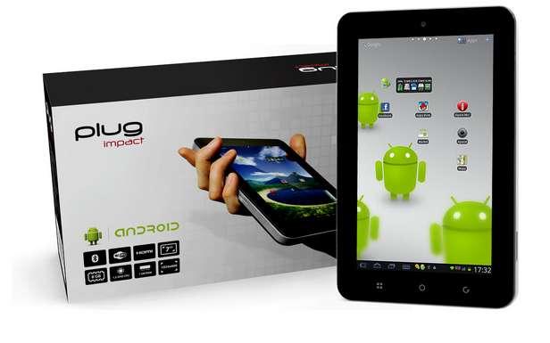 Plug - nowa marka tablet�w na polskim rynku