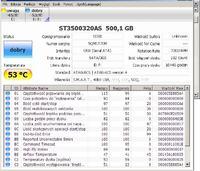 Maxtor 500GB - Odzyskanie danych z dysku