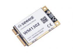 Moduł bramki WM1302 LoRaWAN mini PCIe działa przez SPI lub USB