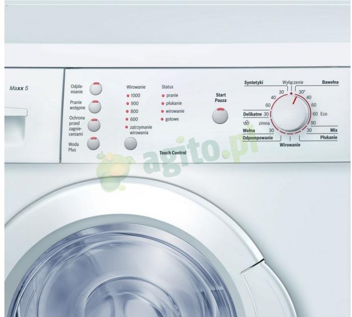 Bosch WLX20161PL - Nie reaguje