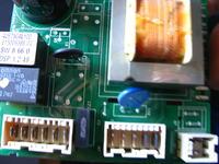 Ariston AQSD 129 EU - diagnoza czy moduł dolny do wymiany czy moduł górny?