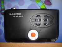 GADMEI Combo TV box TV3820E - częstotliwość