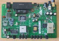 D-Link DSL-2640B - Padl po burzy . Schemat ukladu poszukuje