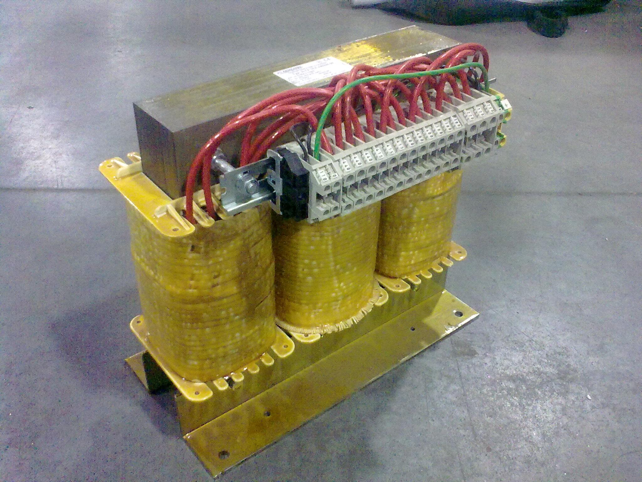 [Sprzedam] Transformator Noratel 3LTA10,0-440220-00 15kVA nowy