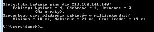 Problemy z instalacją programów z internetem Aero2