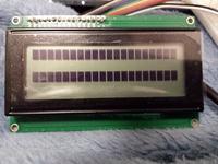ABC020004B18-FHW-R-02 - LCD 4x20