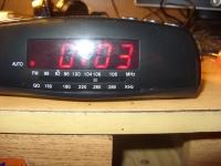 Wyłącznik IR alarmu budzika