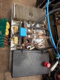 Genesis 150 AC/DC identyfikacja elementu