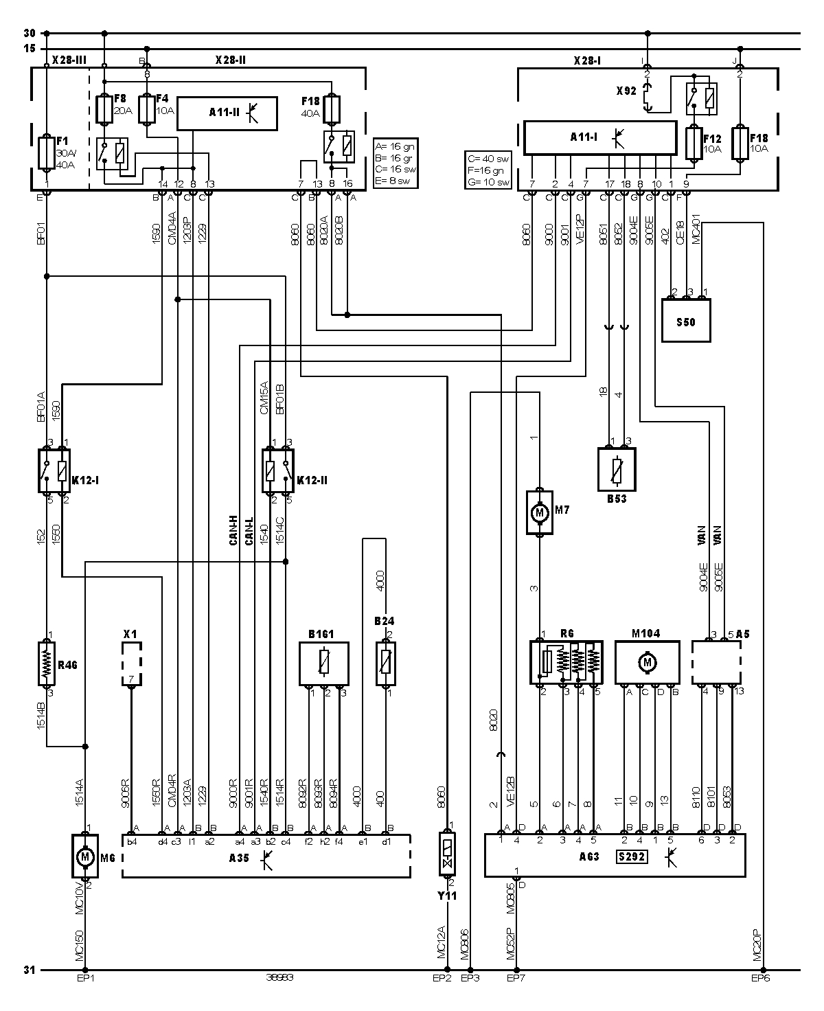 Peugeot Boxer Wiring Problems Diagram Of A Schematics Data Diagrams 4 Vw Odicis Box Truck