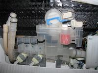Zmywarka Bosch SRI45T35EU/09 pobiera za mało wody