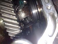 Skrzynia bieg�w, wywalone p� trybu Vectra B 2.0B skrzynia F18...