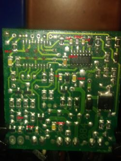 Uszkodzony moduł mz 125 rt - Naprawa modułu zapłonowego. Procesor pic16c54c20/so