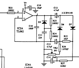 Miernik UT30F zawy�a pomiar napi�c zmiennych