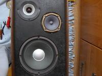 Kolumna Głośnikowa Unitra Fonica TYP A-40