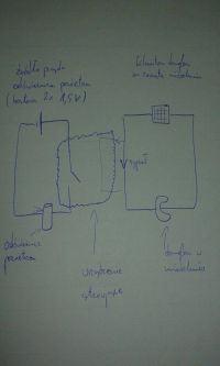 Mikrokontroler - przełącznik zwierający obwód