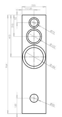 3 way STX by yahoone (pierwsza konstrukcja)