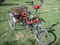 Rower elektryczny - zwiększenie zasięgu