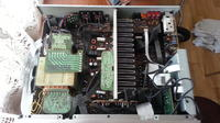 Yamaha RX-V595aRDS - AMPLITUNER dziwne odg�osy, zak��cenia, cykanie