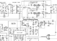 SSTC - Tesla na tranzystorach - P�przewodnikowy transformator tesli - NPN/MOS.